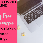 Get Paid To Write Online: Guide for Newbie Writer