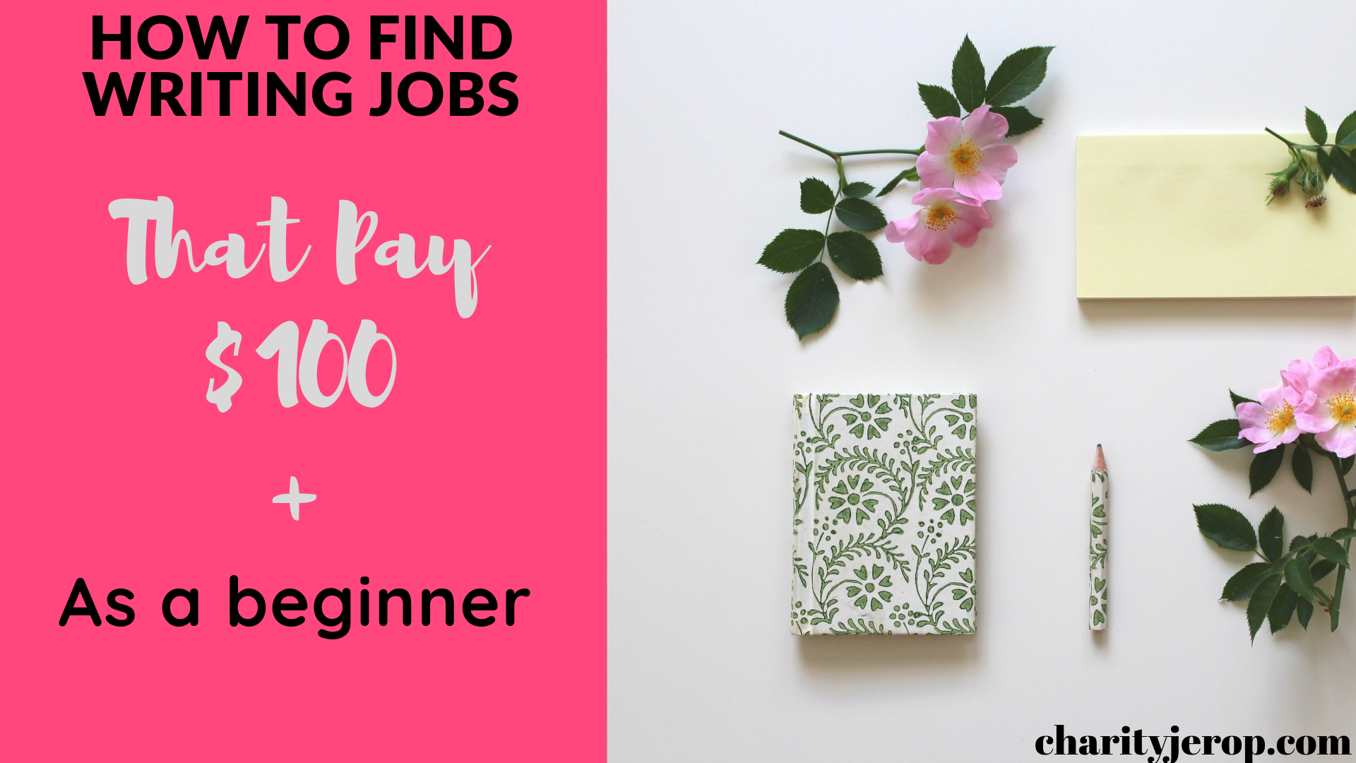 Get paid to write as a beginner