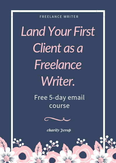 Get paid to write for blogs and websites.