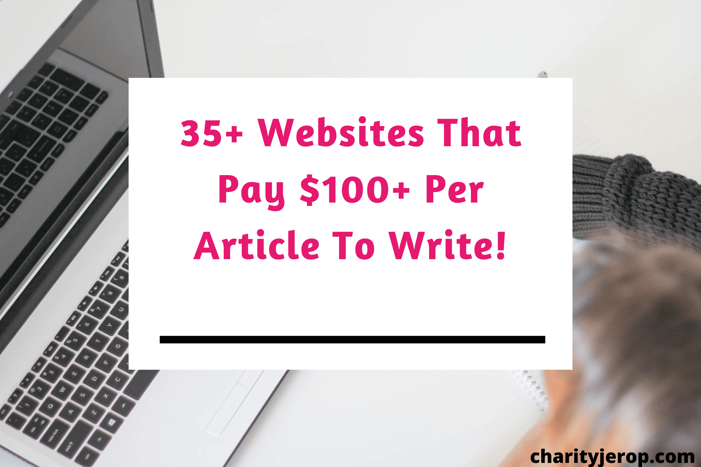 35+ Websites That Pay