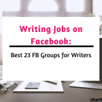 Writing Jobs on Facebook:23 FB Groups for Freelance Writers